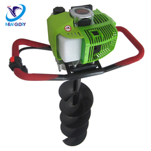 52CC Petrol Agricultural Earth Digging Machine
