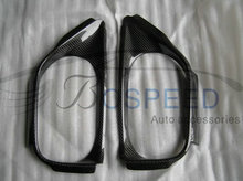 Carbon Fiber Exhaust cover for Nissan R35 GTR Skyline