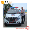 Newest design ECAR 4 wheels small electric car/cruiser with safety