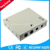 12v external switching power supply cctv 20a with ups 18 channel