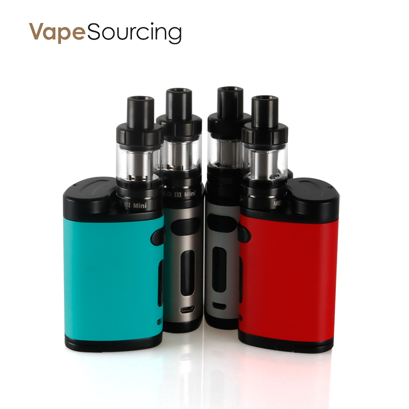 2017 new products fit 18650 battery Eleaf Pico Dual kit 200W in stock fast shipping free sample