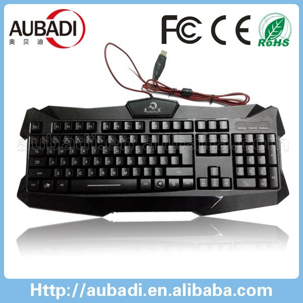 multimedia usb mechanical keyboard gaming