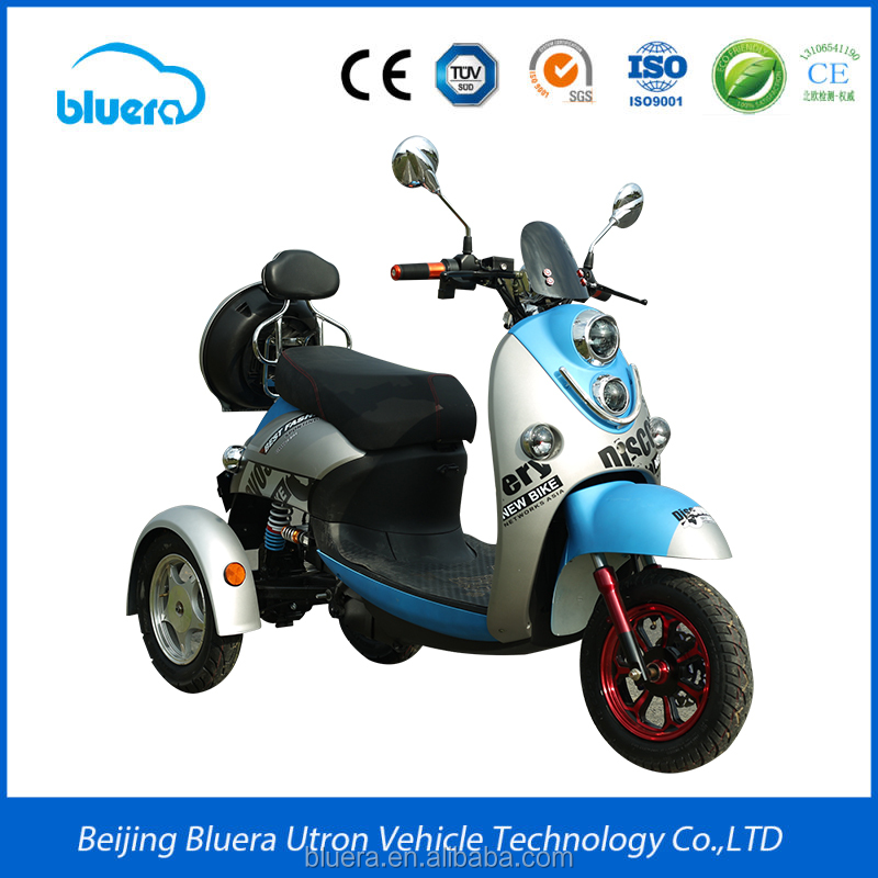 Cheap electric tricycle for handicapped