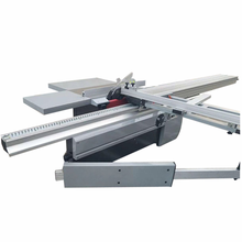 45 Degree Tilting Saw Blade Horizontal Woodworking Sliding Table with Electric Lifting