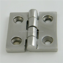 AISI316 heavy duty butt hinges for marine hardware