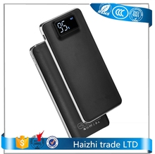 dual usb pack 10000mah external battery chargers 5V power bank