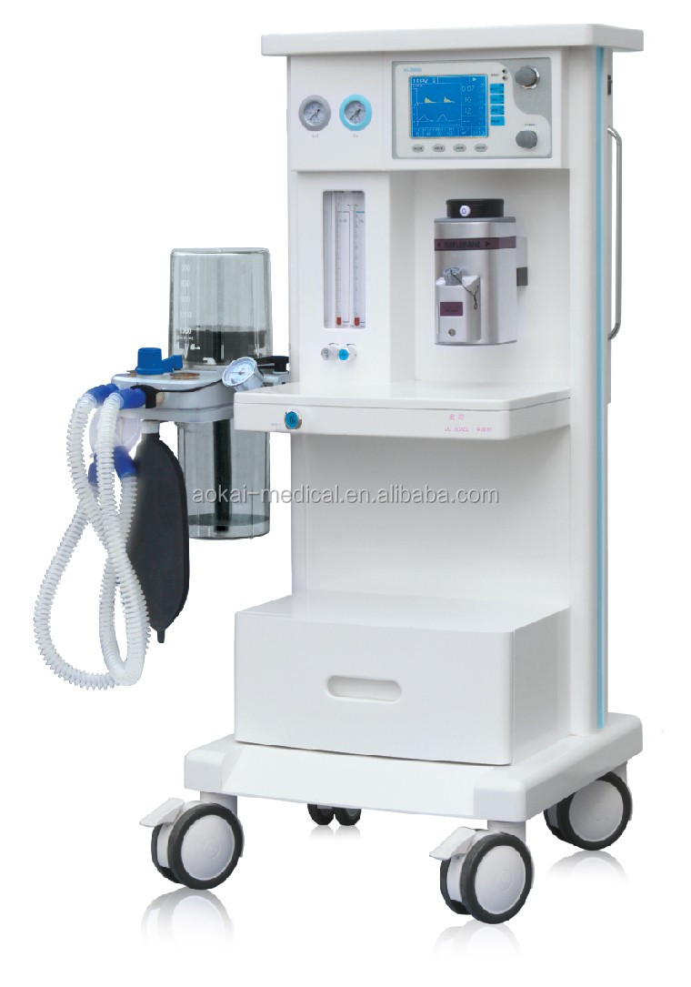 Anesthesia machine of surgical operation equipments