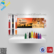 Promotion scroll banner flag ballpoint pen for advertising
