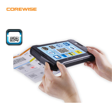 Biometric 4G Android 6.0 Tablet PC with Fingerprint Reader, Barcode Scanner, RFID and 7'' Touch Screen