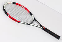 Custom aluminum carbon jumbo tennis racket