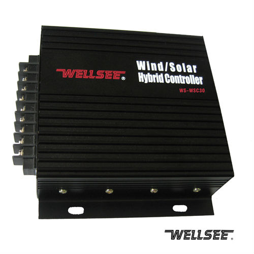 30A Wellsee Wind/Solar Hybrid light controller