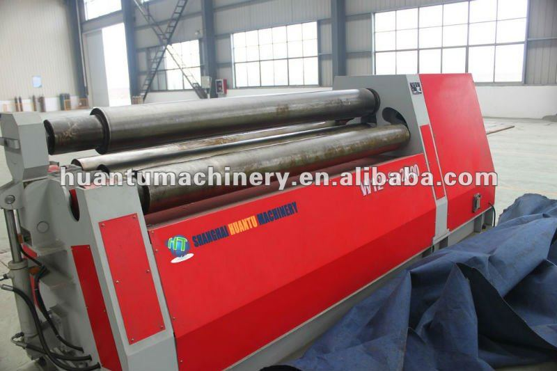 3 Roller Plate Rolling Machine cnc pipe bending machines prices pipe roller steel rolling machine