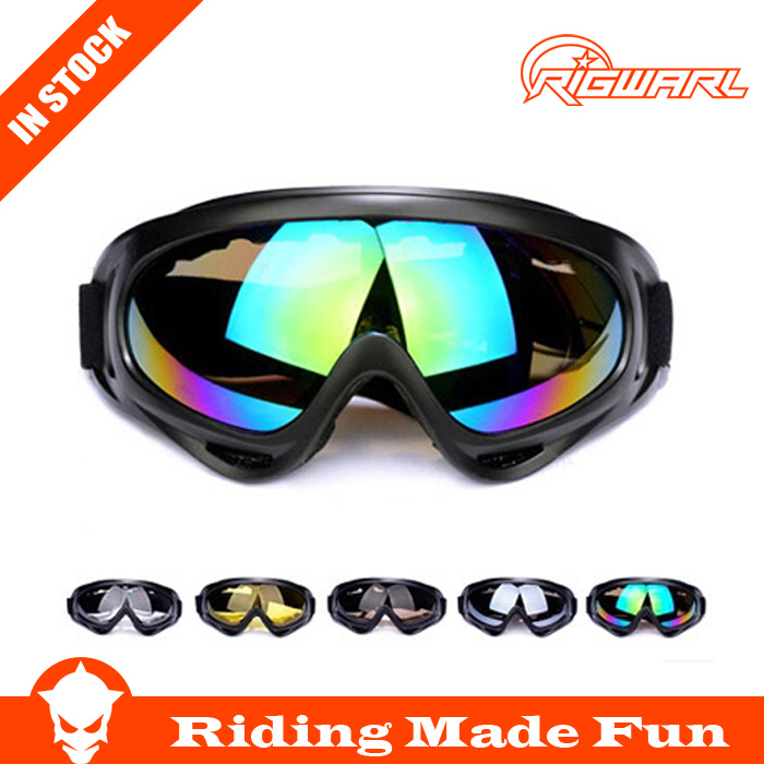 HC Protection TPU Frame and Polycarbonate Lenses Material Goggles Motocross With OEM Service