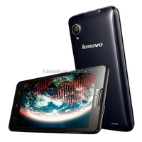 dropship Lenovo P770 4.5 Inch IPS Screen Android OS 4.1 Smart Phone, MT6577 1.2GHz Dual Core, Dual Sim, WCDMA & GSM Network