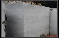 Good quality hot sale raw marble block quarry