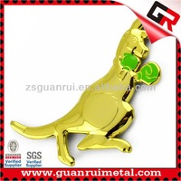 Top quality Crazy Selling gold car emblems