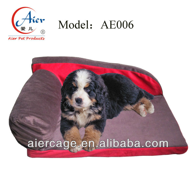 Durable of Good Quality pet furniture plastic dog bed