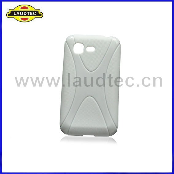 X Type TPU Gel Case for Samsung Star 3 Duos S5222,Soft Gel/Silicone Case Cover----Laudtec