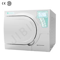 17L hospital sterilization equipment small dental autoclave sterilizer horizontal autoclave sterilizer
