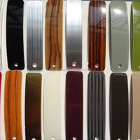 acrylic plastic furniture edge banding/tape/band/bander/strip/belt/protector/decorator for office furniture tirmmer