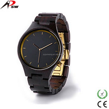 Luxurybrand personalized wood watch engrave watch best Gift for men wood wrist watch custom logo