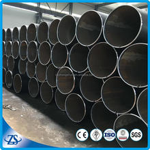 "nps 3"""" sch160 carbon steel ms round pipes weight with chemical fertilizer pipeline"