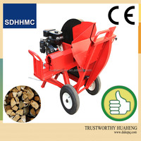 2014 hot selling wood log saw machine reasonable price