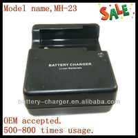 battery charger MH-23 for Nikon camera D40 DSLR, D40X DSLR, D60 DSLR
