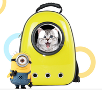 cat dog cute wholesale pet travel carrier backpack bag airline approved travel carrier