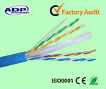 Cat6 Lan Cable/Network Cable/Communication Cable Pass Fluke Test