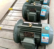 YE3-100L2-4 electric ac motor with extension shaft