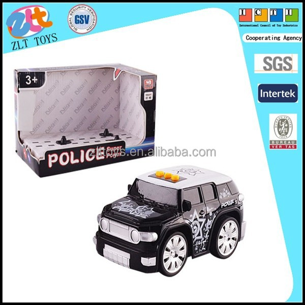 Cartoon music programming car B/O car children's toy car