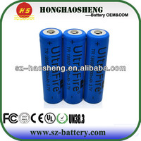 3000mAh 18650 ultrafire brc lithium ion battery