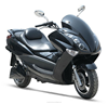 trade assurance cool T3 max motor electric moped 3000w majesty scooter