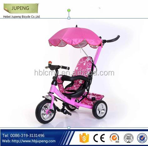 2016 Air wheels baby tricycle 3 in 1 baby toys smart trike 4 in 1,kids tricycle wholesale