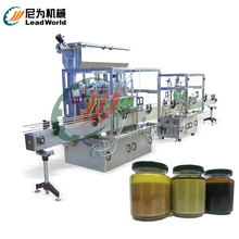 Red Bean Paste with Skinliquid filling and sealing machine
