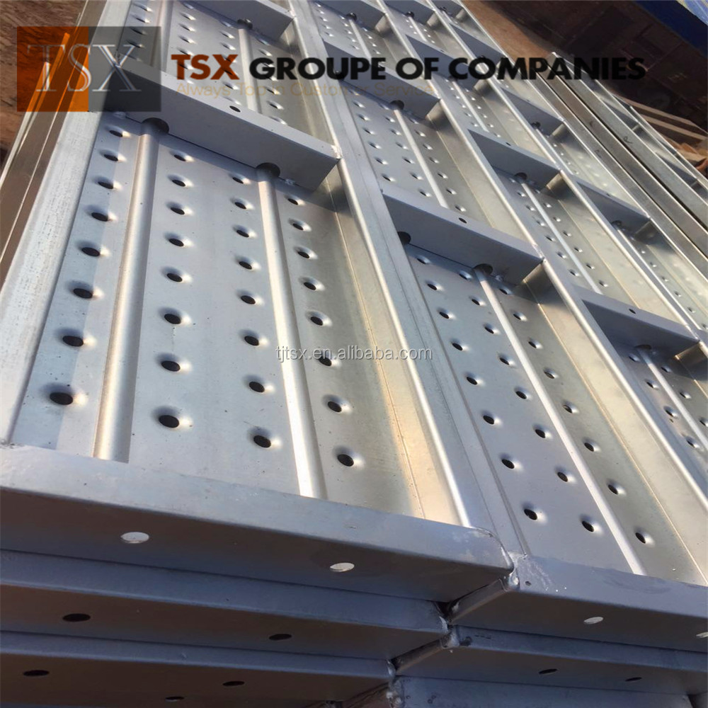 Tianjin Supplier TSX-CW10135 steel decking design/metal decking design/steel deck design example