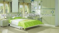 2015 Colored Decorated children bedroom furniture WJ277368