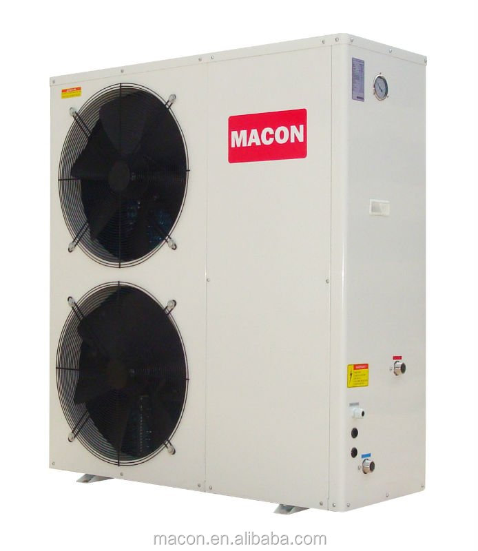 Macon high quality EVI dc inverter heat pump technology hot water monoblock heat pump