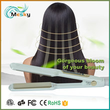 Wholesale Custom Flat Irons with Private Label Professional 450F Ceramic Plate Hair Straightener Flat Irons