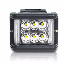 7 inch Jeep wrangler led work light 60W headlight with a half ring