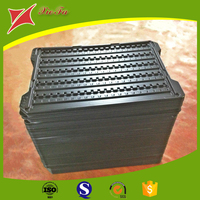 Hot sale ESD conductive blister tray