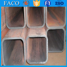 Tianjin square rectangular pipe ! import export russia company q195 q235 q345 welded steel pipe