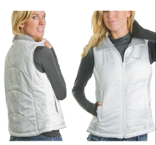 Women battery fishing vest