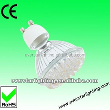 high brightness gu10 halogen free standing led spotlight