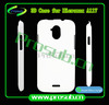 3d sublimation diy blank cell phone case cover skin for SFP- Micromax A117