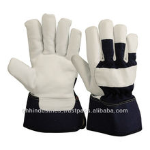 BUFFALO LEATHER WORKING GLOVES