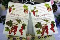 wholesale many scents and design Car&home scent paper perfume sachet