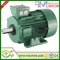 New design electric motor 90kw