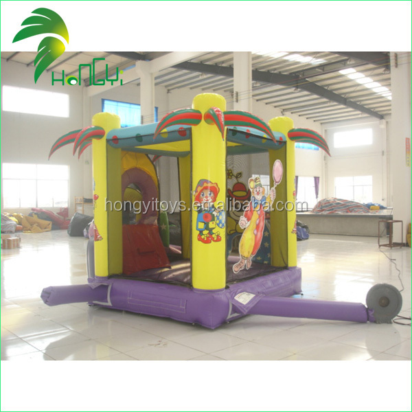 Funny Kid Paradise Design Top Quality Big Joy Inflatable Castle Toys